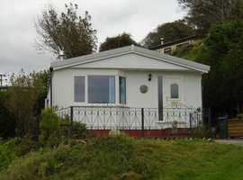 A Beautiful Chalet -Style Lodge/Twin unit Park Home For Sale near Aberdovey within Snowdonia National Park