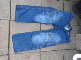 textsport kevlar jeans brand new never worn.