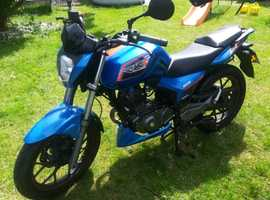 125cc Keeway Rks 125 Sport E4s For Sale in South Yorkshire