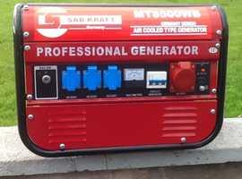 Professional SAB KRAFT Generator MT8500WB