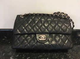 Chanel designer style handbag