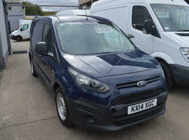 2014 FORD TRANSIT CONNECT 240 MOT UNTIL AUGUST 2020