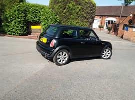 Mini MINI, 2005 (05) Black Hatchback, Manual Petrol, 108,000 miles