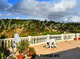 REF. H0017 - SELF-SUFFICIENT HOME FOR SALE IN CHIVA (VALENCIA)-SPAIN
