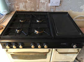 Stoves Newhome range double oven