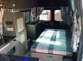 Campervan Ford mini bus camper conversion