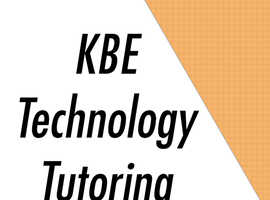 Technology Tutoring, PC Repairs and more!