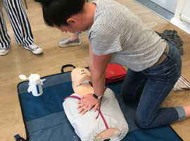First Aid Training all courses covered at the best prices