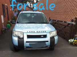 Land Rover Freelander, 2004 (04)  Automatic Diesel, still for sale