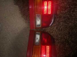 Classic impreza lights