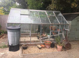 Free 8Ft x 12Ft Greehouse - removal required