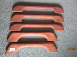 Teak and other boat fittings