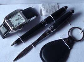 Geneva watch set