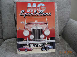 MG Sports Cars by Malcolm Green