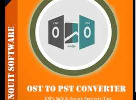 How to Convert OST to PST Tool