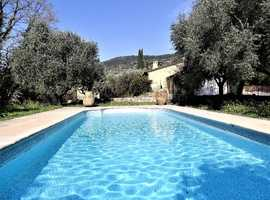 Villa on French Riviera hinterland