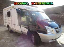 2007 Hymer Van 522 Ford 2.2TDCI RHD