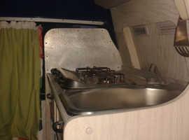 hijet 2bth devon poptop campervan long mot £3695 ono