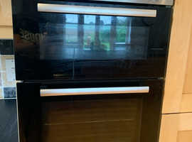 BOSCH Integrated Double Oven