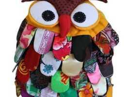 Funky Owl Backpack