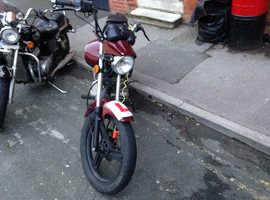 125cc motorbike need gone asap
