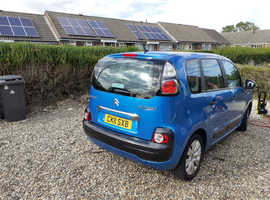 Citroen C3, 2011 (11) Blue MPV, Manual Diesel, 67,000 miles