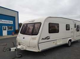 2005 Bailey Pageant Provence 6 berth