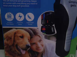 Simply Pets Pet Grooming Kit - Excellent NEW Condition - Proceeds To Local Registered Charity