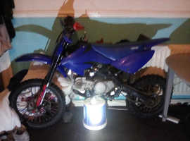 Limited edition stomp 140cc