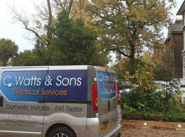 C.Watts & Sons Electrical Services
