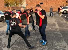 Self Defence Classes in Newcastle