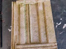 Marley stone walds interlocking roof tiles