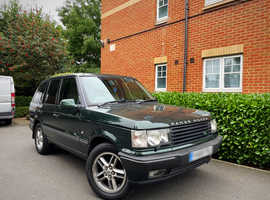"""2001 Y REG Land Rover Range Rover P38 4.0 V8 HSE Auto 5dr """" 4X4 """" HPI CLEAR """""""