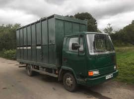 Leyland roadrunner horse box