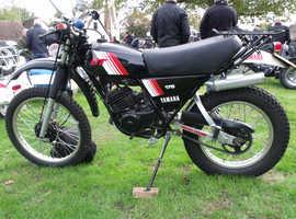 Yamaha DT175MX 1982.