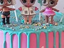 Lol cakes
