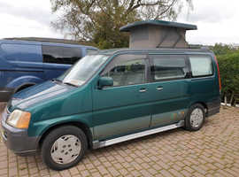 HONDA STEPWAGON 2.0 AUTO 2 BERTH ELEVATING ROOF by Wellhouse.