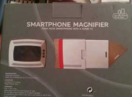 Brand. New smartphone magnifier reduced