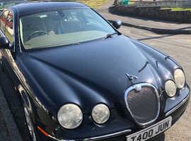 Jaguar S-TYPE, 2.7 2005  Diesel, 74,039 miles