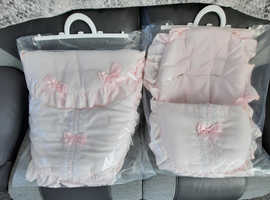 Matching Cosy Toes for Pram/Pushchair and Car Seat - ALMOST NEW