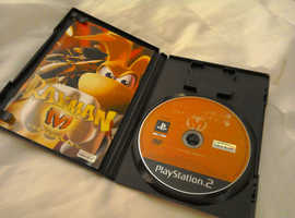 """Ps2 video game Rayman """"M""""."""