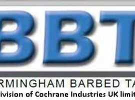 Birmingham Barbed Tape (Division of Cochrane UK Ltd)- Perimeter Security Systems