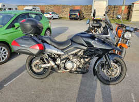 Suzuki vstrom dl1000 adventure tourer 2008