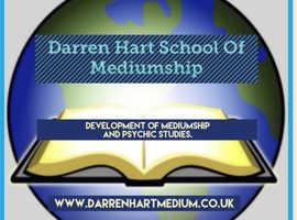 Darren Hart School Of Mediumship