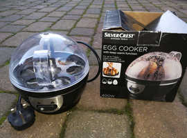 Electric Egg x 6 Cooker