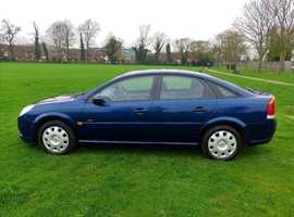 Vauxhall Vectra Life 1.8 VVT 2007 (57) 2 prev. owners 109,000 miles Full Service History