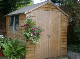 NEARLY NEW GARDEN SHED IN GREAT CONDITION