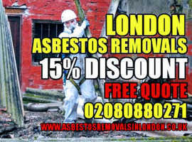Bromley Asbestos Removal London Discount