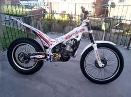 beta evo 250 trials bike