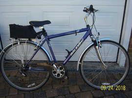 """Gents Raleigh Pioneer 19.5"""" Bicycle"""